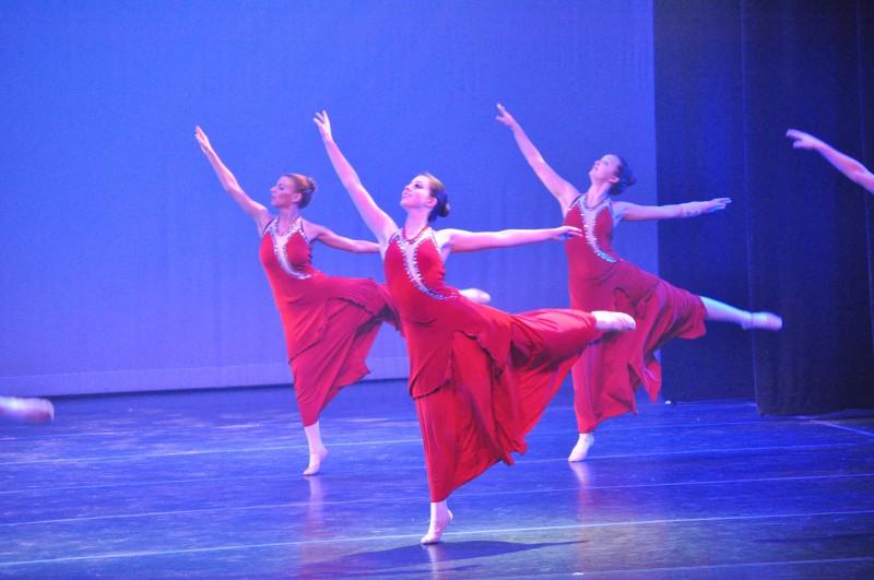 Ballet classique - PRINCIPALE