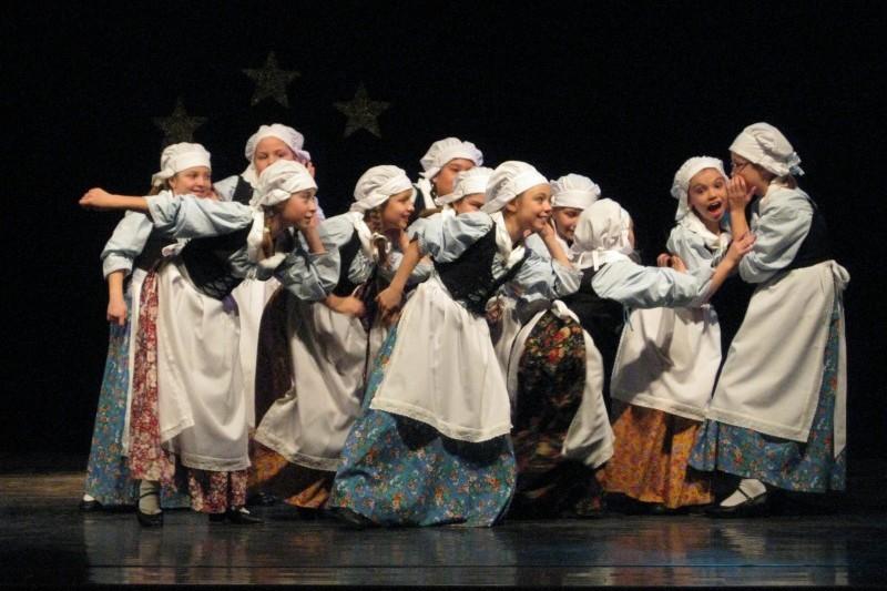 Cours de danse Folklore