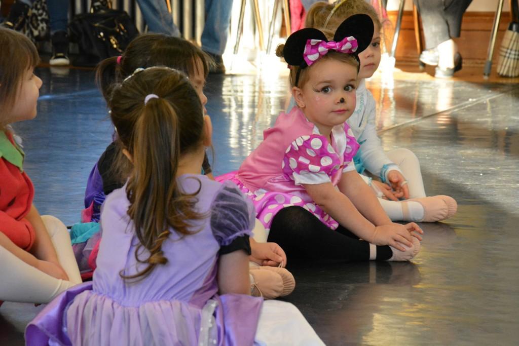 Pré-danse Halloween